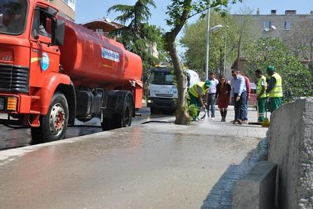 Temizlik ekipleri Celaliye 'ye çıkarma yaptı…  Haberi