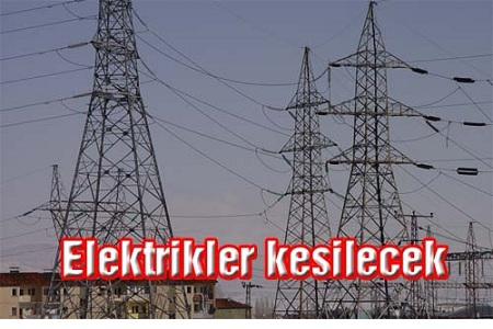 İstanbul'da Elektrik Kesintisi.. Haberi