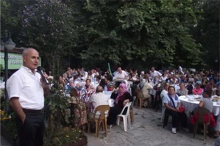 """Akgün; """"Ramazan ayında onbinlerce vatandaşımızı bir araya getireceğiz"""" Haberi"""