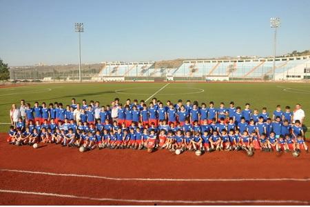 Yaz spor Okulu öğrencilerine forma dağıtıldı… Haberi