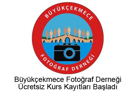 BUFOD, Büyükçekmece Fotoğrafçılk Derneği Kayıtları Başladı. Haberi
