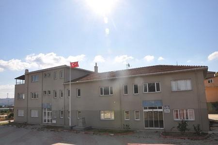 Tepecik Jandarma Binası kültür merkezi oluyor…  Haberi