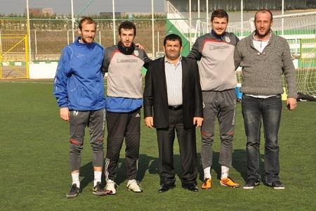 Büyükçekmece Tepecikspor Türkiye Kupasına Hazırlanıyor…. Haberi