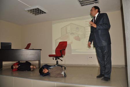 Büyükçekmece belediyesi deprem bürosu kurdu… Haberi