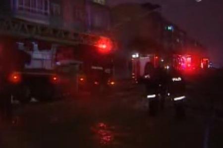 Beylikdüzü'nde yangın: 14 işçi öldü Haberi