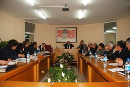 a12.Festivalin startı verildi, toplantısı yapıldı. Haberi