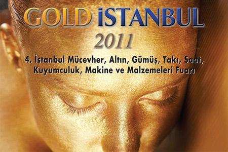 Gold İstanbul 2011, Gözleri Kamaştırıyor... Haberi
