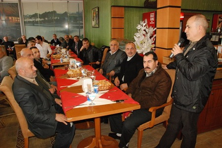 Mardinliler dernek kuruyor... Haberi